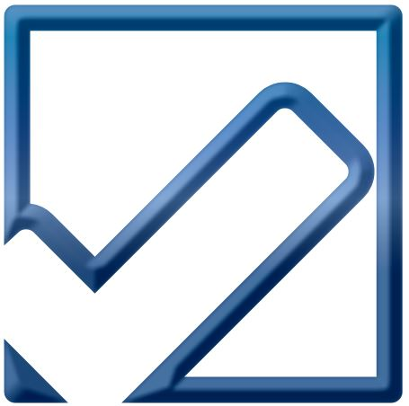 National Insurers Company official logo Blue Check Mark.