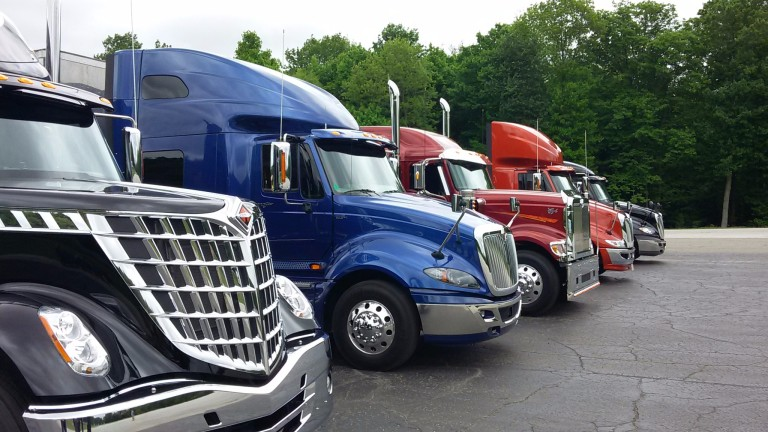 National Insurers mixed fleet trucking insurance.